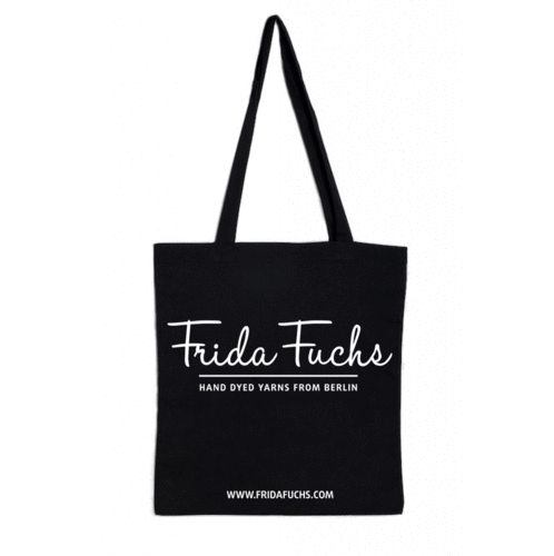 Frida Fuchs Canvas Bag
