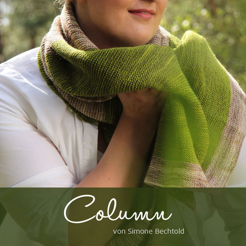 Column Shawl
