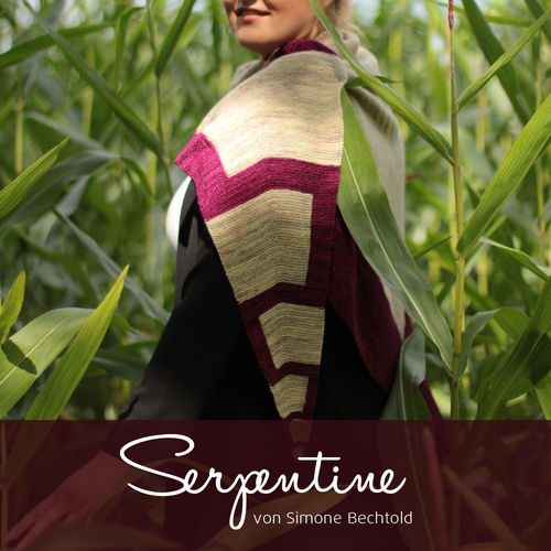 Serpentine Shawl